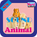 Animal's Sound by Word Kid