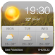 Weather App Widget with Calendar by Weather Widget Theme Dev Team