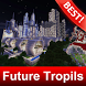 Future City Map for Minecaft MCPE by BestMapsAddons