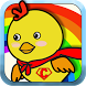 Chicky Bird in Rainbow Land by Fiction Entertainment