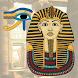 ancient egyptian hieroglyphics by Beaujoy