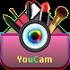 YouCam Makeup - Beauty Selfie Camera 2018 by Leon Soft Developer