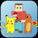 Cube Craft Go: Pixelmon Battle by Fresh Craft Develop Buildcraft Pixelmon Go 2017