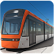 Train Simulator Game, City Train, Sim, Train Drive