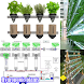 Hydroponic Plants by abangdroid