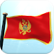 Montenegro Flag 3D Wallpaper by I Like My Country - Flag