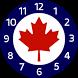 Canada alarm clock by LiORi Team
