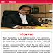 Professional Advocate Marketing Portfolio Sample