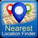 Nearest Location Finder by SasiKumar M