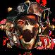 Pirate Skull Keyboard Theme by Fancy Keyboard 2018
