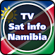TV Sat Info Namibia by Saeed A. Khokhar