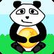 Panda Wanna Orange by Kilosoft
