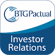 BTG Pactual - IR by MZ Group