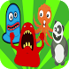 Monsters & Aliens by Buzzy Bee Games