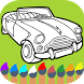 Vehicles Coloring Book For Kids - Cars Painting by Best Kid Games