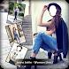 Selfie Jeans Women Photo Suit by PMB Solution