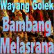 Wayang Golek Asep Sunandar: Bambang Melasrana by Dunia Wayang