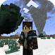 Tornado Mod for MCPE by alexformods