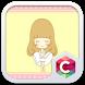 Sweet Girl Theme C Launcher by Baj Launcher Team