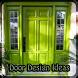 Door Design Ideas by Carrie Goodeill