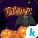 Halloween Sticker KikaKeyboard by Emoji Keyboard Studio Apps