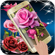 Pink Rose Diamond Thème - Rose Wallpapers by RiyaApps