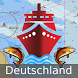 i-Boating:Germany Marine Maps by Gps Nautical Charts