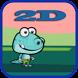 Dino Jump 2D by toi