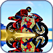 Super Hero - Spider Moto Bike by ApkProGame