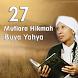 27 Pearl of Wisdom Buya Yahya by asomantri Media