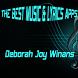 Deborah Joy Winans Song Lyrics by BalaKatineung Studio