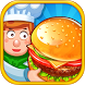 Burger Shop Kids Cooking Story by Toy Box Media Inc