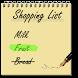 Shopping List by maloii