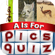 Pics Quiz: A Is For by Ekume Games