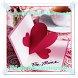 Valentine gift hanmade by fidetainment