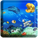 3D Seabed World Live Wallpaper Transparent Screen by Love Wallpaper Studio