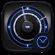TopSecret GO Clock Theme