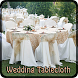 Wedding Tablecloth by Ashlalayo