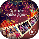 Happy New Year Video Maker - New Year Video Editor by Marvella Media