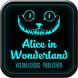 Alice in Wonderland eBook App by Visualicious Publisher