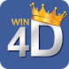Win4D: Live 4D Result MY & SG by CURIOUS Innovative Flexible Digital Software Labs