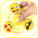 Emoji Fidget Spinner Hand 2 by APPLICATIONS4U