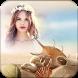 Sea Shell Photo Frame Editor by FotoArt Studio