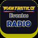 Fantástico Eventos Radio by www.radioonlinehd.com