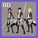 Shingeki Art No Kyojin Wallpapers HD by Starlord21