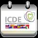 Calendario ICDE 2017 by ES2