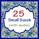 25 Small Surah of The Quran by Afsarun Nesa