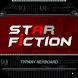 Star Fiction Theme&Emoji Keyboard