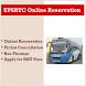 Online UPSRTC Bus Ticket Reservation