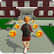 High School Girl Running Games: Girl Survival